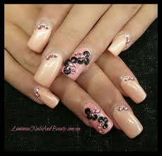 fun black nail designs for short nails 2015 best nails design ideas