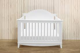 Solid Back Panel Convertible Cribs Comfortable And Inviting Baby Nursery Design Exles To Inspire