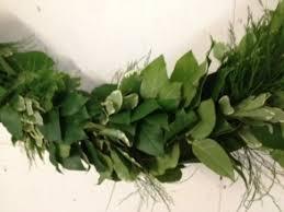 bulk wholesale flowers wedding flowers garland fresh greens