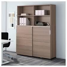 Ikea Armadi Con Ante Scorrevoli by Galant Mobile Con Ante Scorrevoli Marrone Nero Ikea