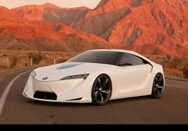future toyota future toyota supra to be inspired by the ft hs concept news