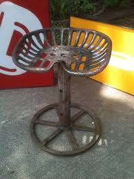 Tractor Seat Bar Stools For Sale Stools Made With Tractor Seats My Granddad Made Tractor Seat