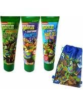 Tmnt Bathroom Set Holiday Special Teenage Mutant Ninja Turtles Tote Bag Bundle