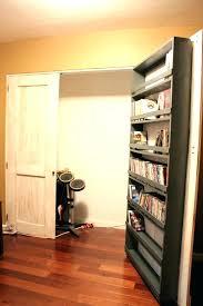 Secret Closet Door Closet Bookcase Closet Door Bookcase Door Bookcase Hinges