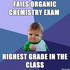 Organic Chemistry Meme - science majors know the feeling meme on imgur