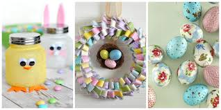 50 easy easter crafts ideas for diy decorations gifts photos