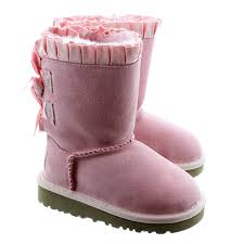 ugg bailey bow sale uk ugg bailey bow ruffle in pink in pink