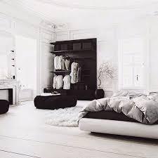 chambre noir et blanche décoration chambre noir et blanche 27 toulouse 09301419 jardin