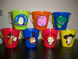 toy story party favor pails price is for one pail 5 00 via