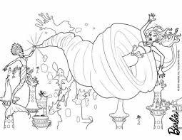 barbie mermaid tale coloring pages beautiful merliah 429343