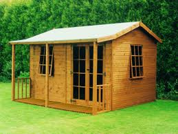 138 Best Free Garden Shed Plans Images On Pinterest Garden Sheds by Garden Buildings