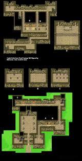 game boy advance final fantasy 2 dawn of souls castle deist