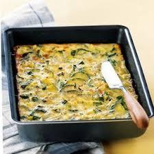 cuisine minceur thermomix tarte aux courgettes sans pâte weight watchers cuisine minceur