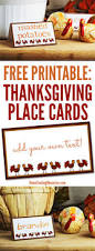 thanksgiving picture cards free printables thanksgiving place cards home cooking memories