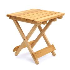 wood folding table plans
