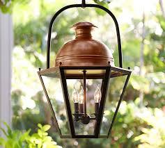 Outdoor Hanging Chandeliers Case Indoor Outdoor Pendant Pottery Barn
