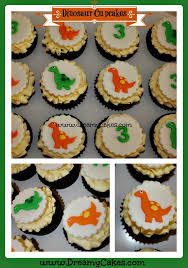 dinosaur cupcakes dinosaur cakes 5 easy ideas for your next dinosaur party