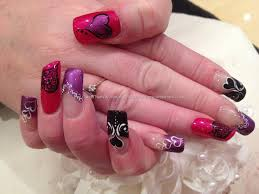 7 best eye candy valentine nails images on pinterest eye candy