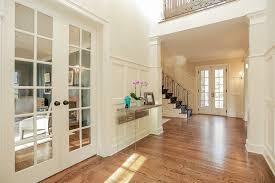 marble below grade flooring options