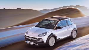 opel 2014 models opel adam rocks shows rugged styling in geneva