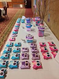 girl baby shower theme ideas owl baby shower theme ideas my practical baby shower guide