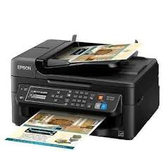 awesome epson workforce all in one wireless color printer scanner