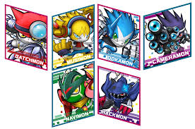 momantaiᴥworld digimon universe conoce a los appmon