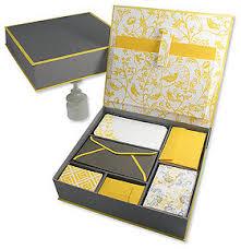 stationery set aviary stationary box set