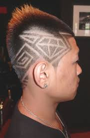 boys haircut with designs mens haircuts barbershop designs clipper styles and hair shapes