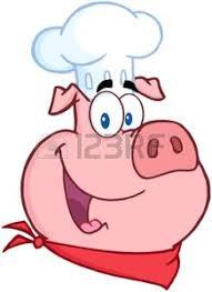 cuisine du cochon cochon banque d images vecteurs et illustrations libres de droits