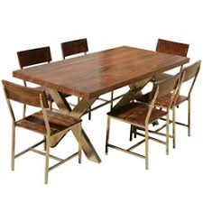 rustic dining room table rustic dining table and chair sets living concepts