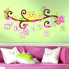 wall ideas childrens wall art stickers australia childrens childrens room wall stickers lovely unisex kids room with pink bed and white cushions childrens wall