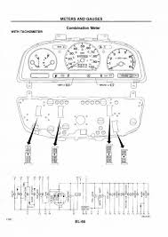 instrument cluster woes the navara forum