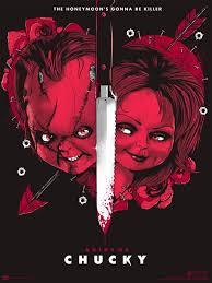 halloween horror nights chucky stunning movie illustrations by matt ryan matt ryan chucky and