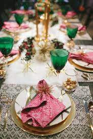 How Do You Set A Table by 228 Best Christmas Table Decorations Images On Pinterest