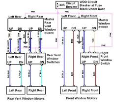 power window wiring diagram cruiser questions answers with