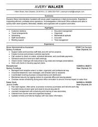 executive support cover letter