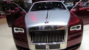 rolls royce sprinter 2018 rolls royce ghost series ii se special first impression