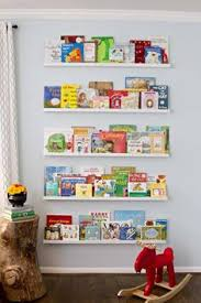 Ikea Picture Ledge Diy Picture Book Ledge May Be The Perfect Solution For Part Of