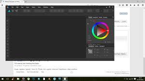 affinity designer on windows 1 5 0 4 designer beta on windows
