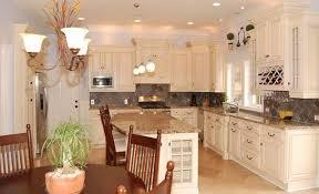 Antique White Kitchen Cabinets Home Design Traditional - Antique white cabinets kitchen