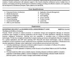 web architect resume mobile architect resume application architect resume web