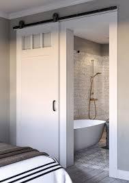 Barn Door Ideas For Bathroom 21 Best Masonite Barn Doors Images On Pinterest Barn Doors