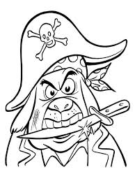 pirates coloring pages download print pirates coloring pages