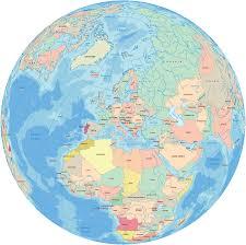 Mediterranean Sea World Map by Europe Map