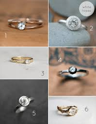 wedding ring alternative alternative engagement ring or diamond debate emmaline recycled
