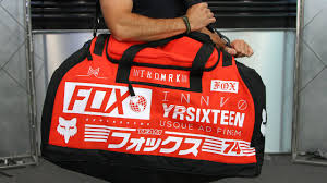 fox motocross gear bags fox racing podium union gearbag motorcycle superstore youtube