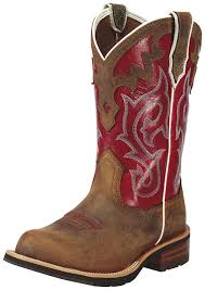 womens boots work ariat s 10 unbridled toe boots powder brown