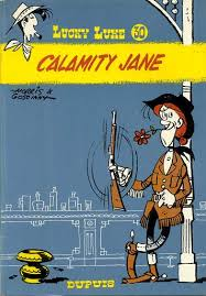 lucky luke 30 calamity jane 1967 lucky luke