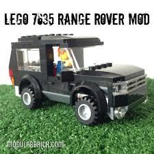 lego mini cooper lego 7635 moc 1 modular brick